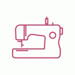 два вида швейных машинок на курсах кройки и шитья в ателье интеллект на западном ростов